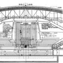 progetto renzo piano organo auditorium parco musica roma